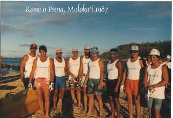 Puna Men, Molokai 1987 pic 2.jpg